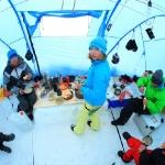 Кухонная палатка