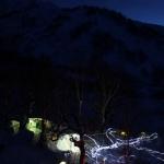 Ночная жизнь лагеря