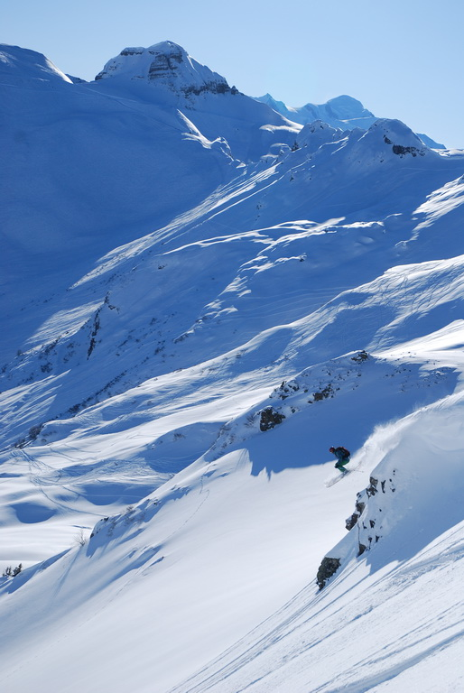 Grand Massif freeride