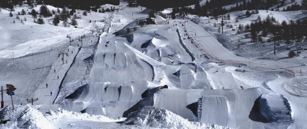 Vars Snow Park (Сноу Парк в Варе)