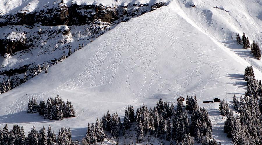 Engelberg ski-tour