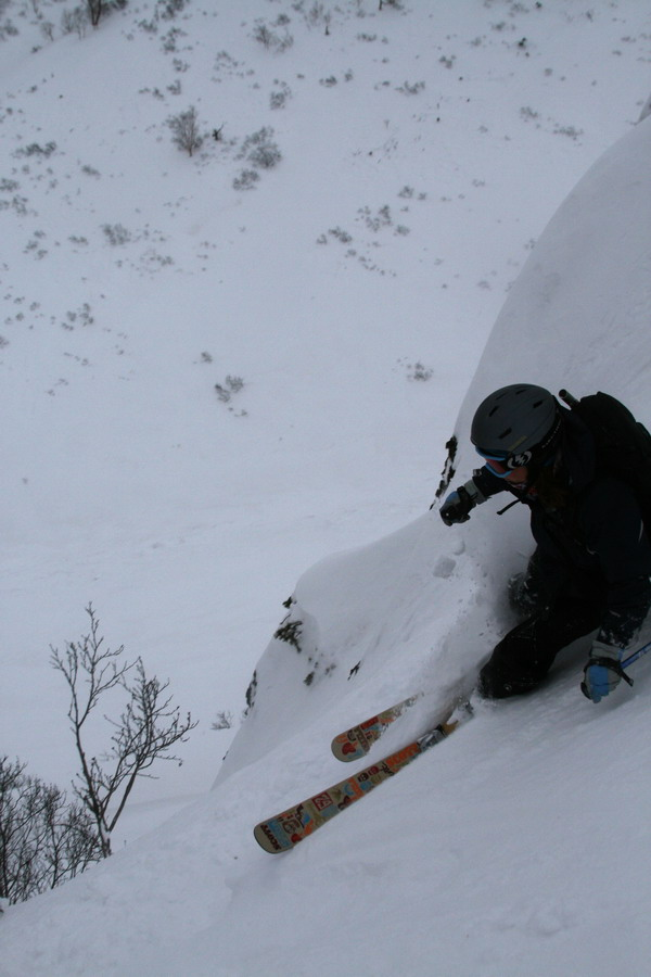 Kamchatka freeride