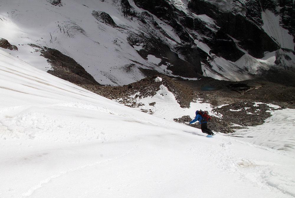 Фрирайд в Гималаях