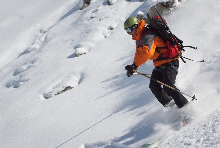 Горные лыжи в Безенги