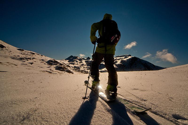 А на ски-туре еще лучше!