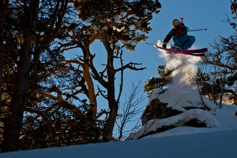 горные лыжи в Бакуриани