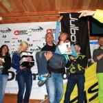 награждение женщин лыжи