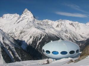 Особенности строительства мини-гостиниц на горнолыжных курортах