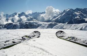 Поездка на горнолыжный курорт