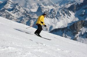 Как устроить снежное сафари