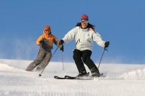 Выбор горнолыжного курорта