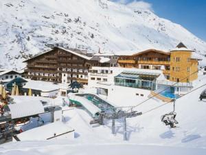 Гостиницы для горных лыж