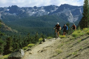 Достоинства горных велосипедов