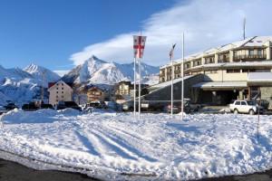 Строительство комфортабельных хостелов на горнолыжном курорте