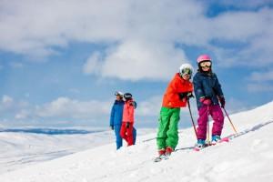 Процесс привлечения новых посетителей в горнолыжный курорт