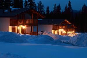 Уют горнолыжных курортов