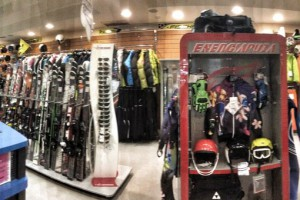 Выбор спорттоваров для горнолыжного спорта