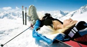 Как выделиться на горнолыжном курорте