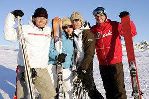 Зимнее путешествие в Финляндию для катания на лыжах