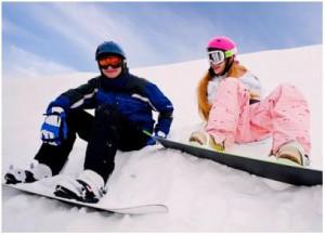 Женские сноуборды
