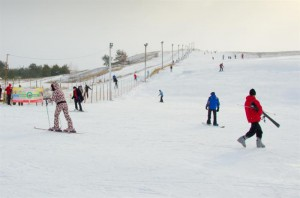 Отдых на горнолыжном курорте в Харьковской области