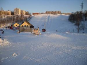 Отдых на горнолыжном курорте в Ярославле