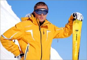 Выбираем куртку для катания на лыжах