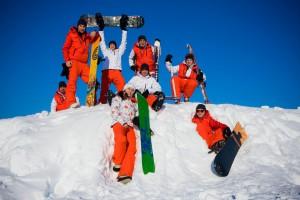 Как выбрать снаряжение для горнолыжного курорта