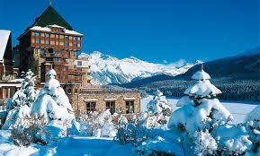 Выбор отеля на горнолыжном курорте