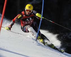 Видеосъемка горнолыжного спуска