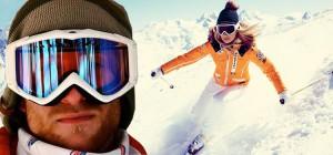 Выбираем очки для катания на горных лыжах