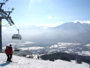 В Германию на горнолыжные курорты