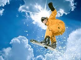 Кое-что о сноубординге