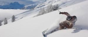 Зимний отдых на лыжах в Грузии