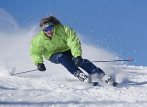 Горные лыжи: как сохранить лицо?