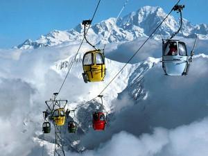Поездка во Францию на горнолыжные курорты