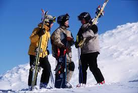 Экипировка для пешего туризма и отдыха на горнолыжном курорте