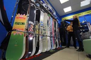 Как выбрать подходящий сноуборд