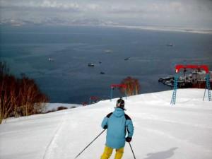 Горнолыжные спуски на Камчатке