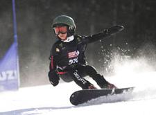 Дети и сноубординг