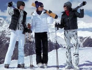 Спортивная одежда для занятий зимними видами спорта