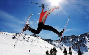 Лыжи: зимой или летом?