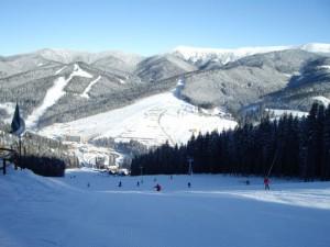Отдых в Буковеле - лучшие горнолыжные трассы Украины