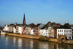 Путешествие по Голландии, город Маастрихт