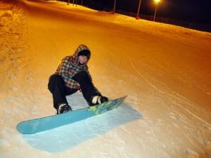 Сноубординг: начальная подготовка