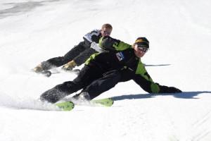Горнолыжная техника или правильный спуск на лыжах