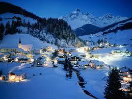 Горнолыжные австрийские курорты
