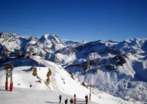 Достопримечательности Ниццы и лыжные трассы Куршавеля