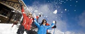 Отпуск на горнолыжном курорте