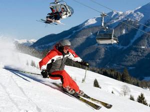 С чего начинать катание на лыжах